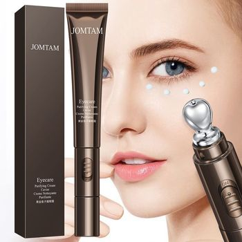 LAIKOU Peptide Collagen Eye Cream Roller Massager Eye Patches Anti Wrinkle Anti-aging Remover Dark Circles Against Eye Puffiness laikou eye cream hyaluronic acid anti wrinkle anti aging eye gel glycerin remover dark circles anti puffiness moisturizing 30g