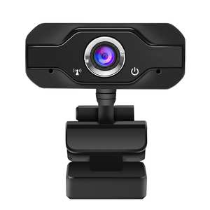 Web-Camera with Microphone K68 Vibao Usb-2.0 10PCS 720P Webcam Fixedfocus High-Definition