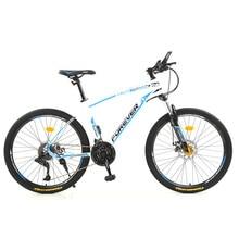 Na zawsze YJ-07b dorosły rower górski Offroad 26 Cal koło 24 prędkość podwójny hamulec tarczowy rower szosowy mężczyźni zmienna prędkość sportowa jazda