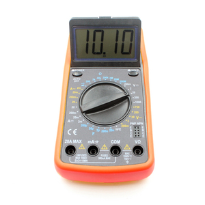 Image 5 - WHDZ DT9205A Professional Digital Multimeter Electric Handheld  Ammeter Voltmeter Resistance Capacitance hFE Tester AC DC LCD