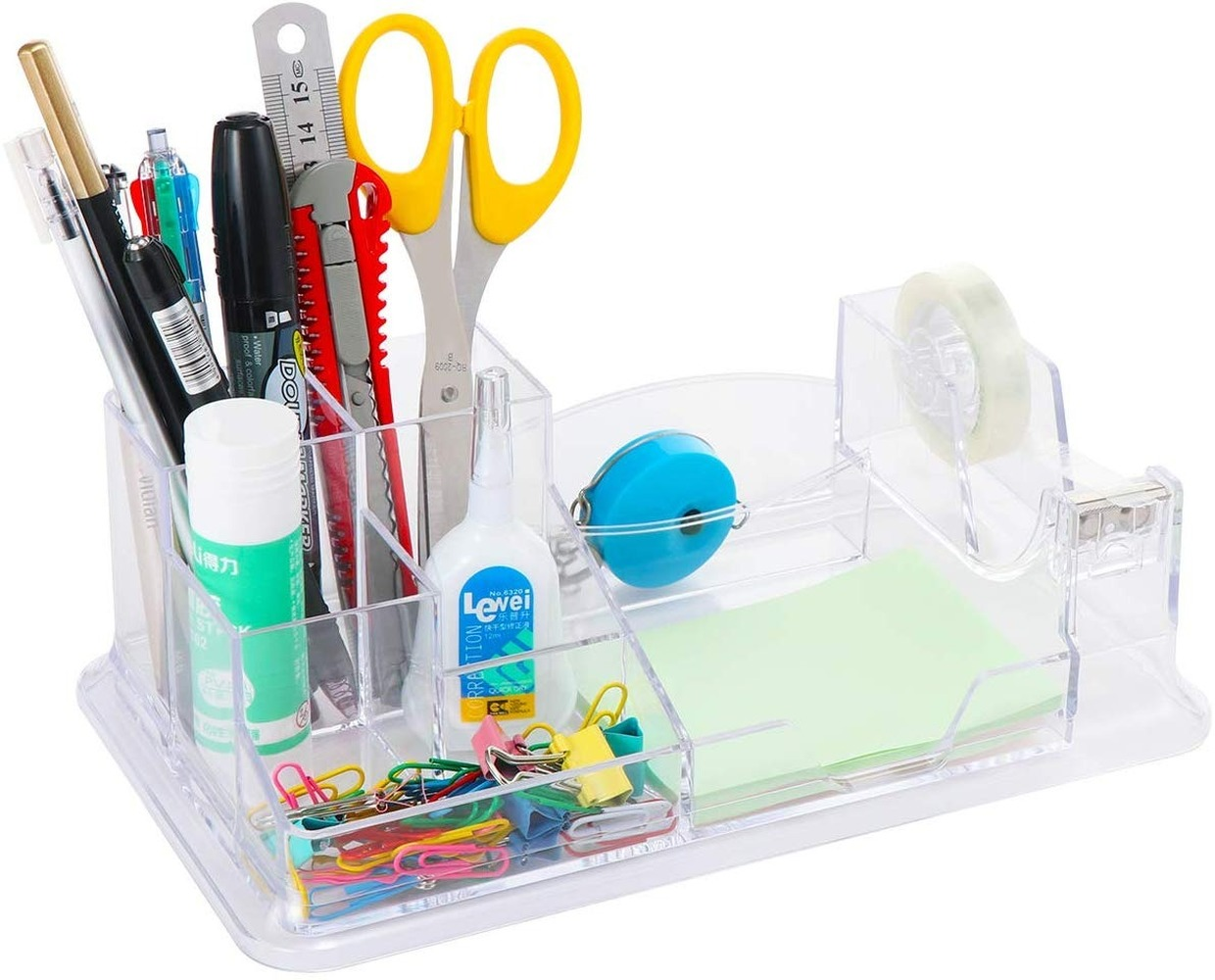 Fashion Multi-function Pencil Holder Pen Holders Office Supplies Desk Organizer For Birthday Gift Make-up Tools Holder
