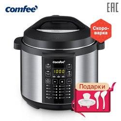 Multicooker elétrica panela de pressão autoclave vapor panela de arroz panela de vapor elétrico grill air fritadeira multicooker crepe tigela panelas de cozinheiro temporizador receita de cozinha aparelhos midea comfee