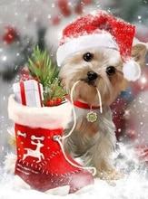 Love.Thanks Animal Daimond Painting Dog Diamond Painting 5D Cross Stitch Diamond Embroidery Painting 5d diamond painting animal cross stitch dog