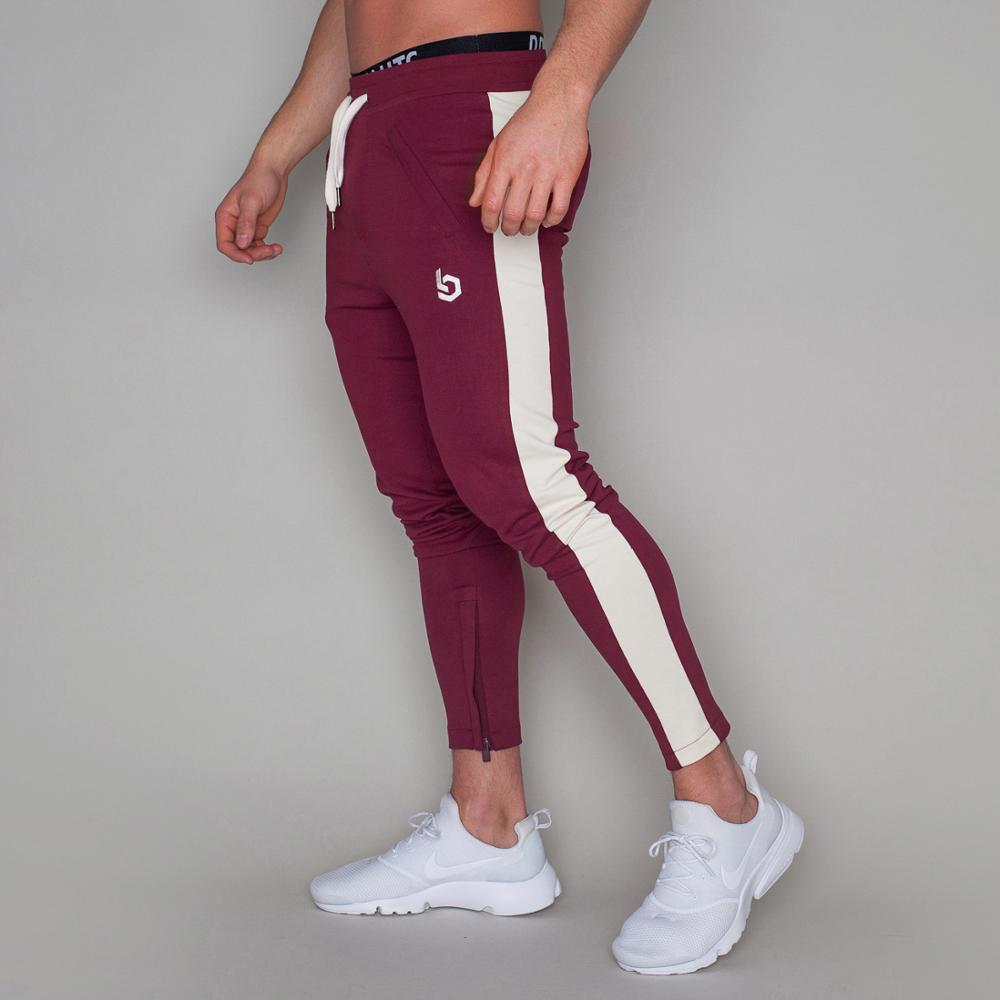 Alphalete Mens Joggers Casual Pants Fitness Men Sportswear Tracksuit Bottoms Skinny Sweatpants Trousers Gyms Jogger Track Pants