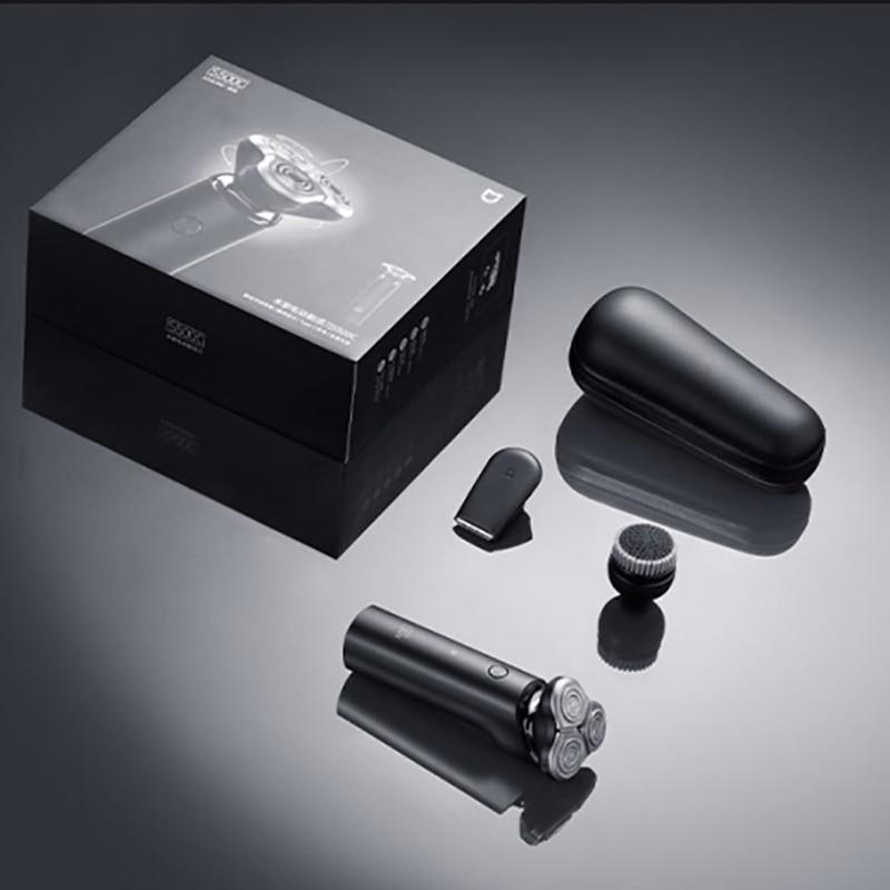 novo xiaomi mijia s500c barbeador eletrico para 04