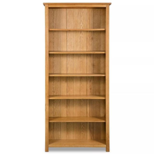 """6-Tier Bookcase 31.5""""x8.9""""x70.9"""" 4"""
