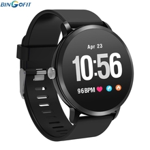 BingoFit Smart Watch Women Men Fitness Tracker Bracelet Heart Rate Monitoring Sport Bluetooth Watches For Android IOS