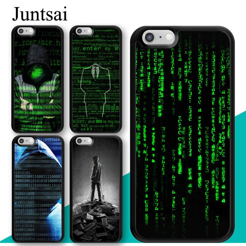 Matrix – Coque de protection pour iphone, pour modèles 11, 12 Pro Max, mini, XR, XS MAX, X, 5s, SE 2020, 6S, 7, 8 Plus
