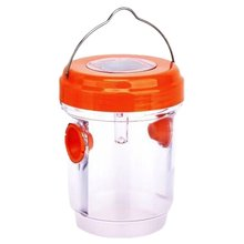 Wasp catcher solar energy LED wasp catcher insect trap fruit fly trap solar energy charging Wasp trap mikado wasp