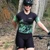 Macacão de verão feminino, roupa de ciclismo, equipe ciclopp, uniforme de bicicleta, triathlon, terno para corrida, kit de roupa de praia 18