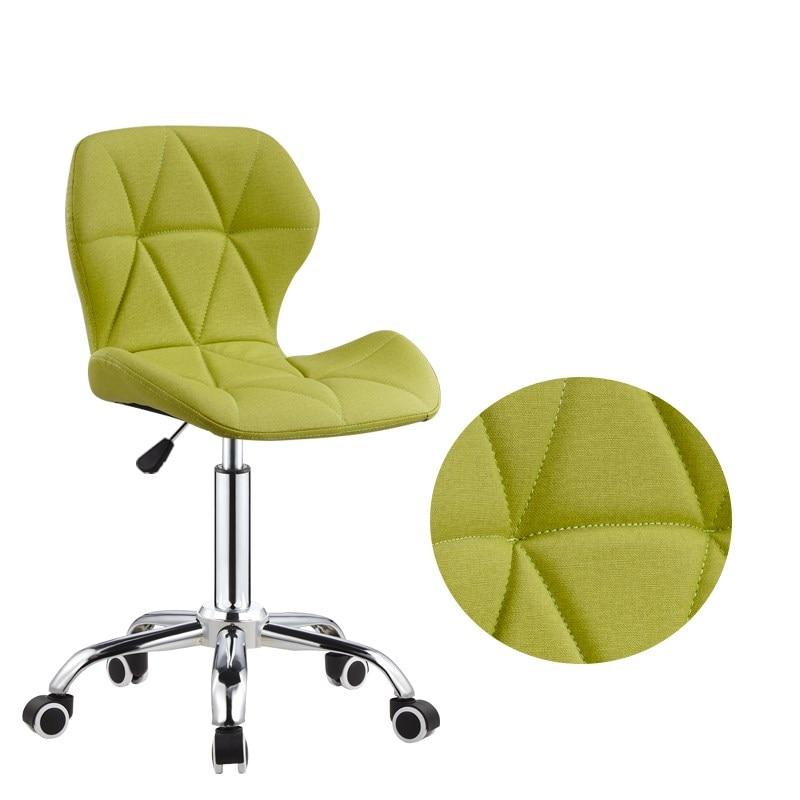 Bar Chair Lift  Modern Minimalist Home Rotating   High Stool Front Desk Cash Register  Back