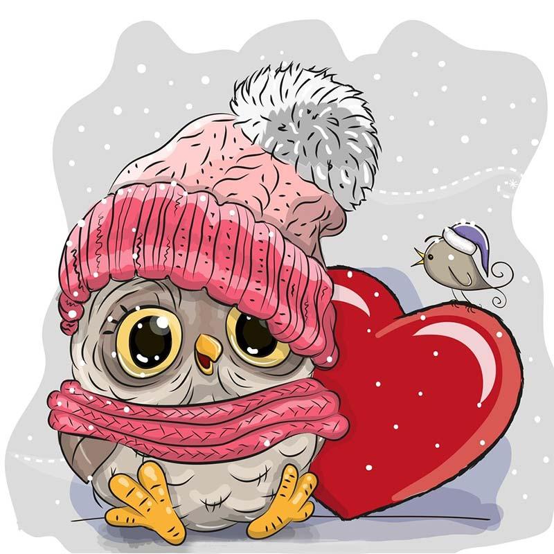 merry christmas dies cute cartoon owl metal cutting dies Christmas font b pet b font paper