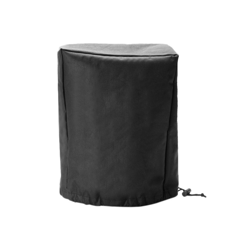 Universal Trailer Rv Electric Tongue Jack Protective Cover 600D Waterproof Cover Sun Shade Cover 14X5X10Inch