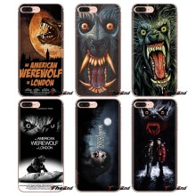 Untuk OnePlus 3T 5T 6T Nokia 2 3 5 6 8 9 230 3310 2.1 3.1 5.1 7 PLUS 2017 2018 Werewolf Amerika Di London Silicone Shell Cover(China)