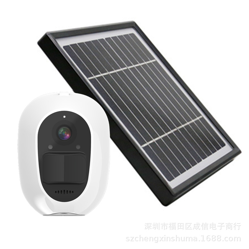 CY40 Mini 1080P Solar Power Wireless Battery Camera 2MP HD Waterproof Outdoor Security IP Surveillance WiFi Camera