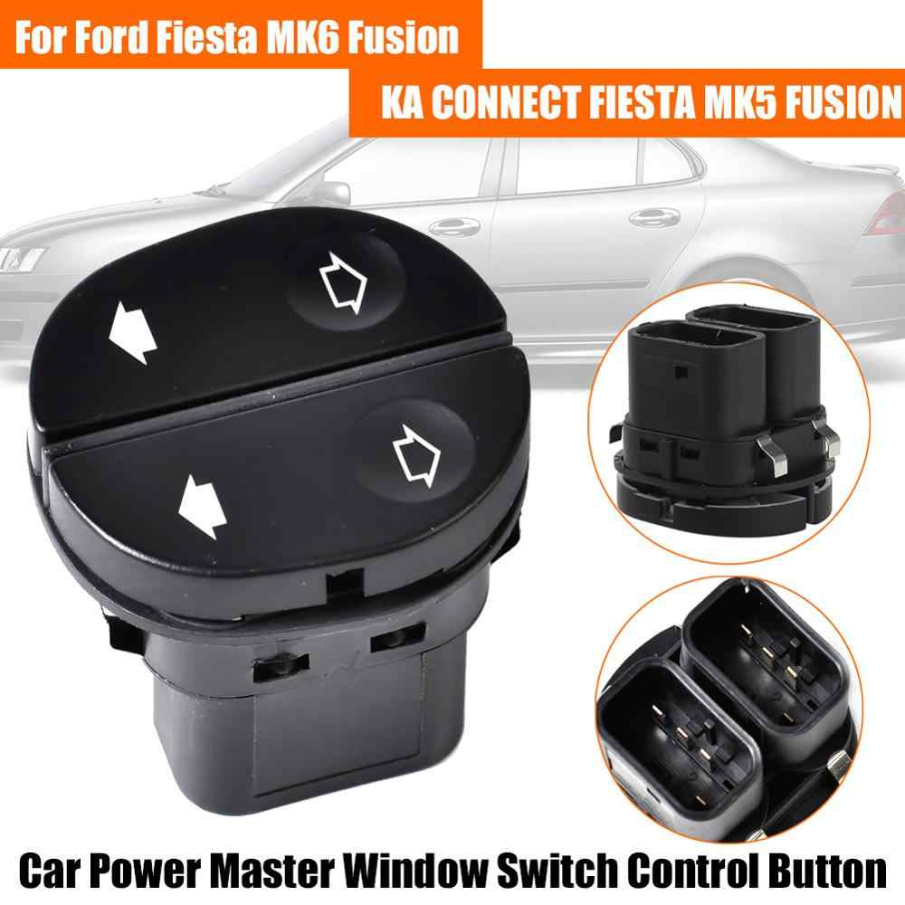 Car Power Master Window Switch Control Button for Ford Fiesta MK6 Fusion KA CONNECT FIESTA MK5 FUSION Regulator Button