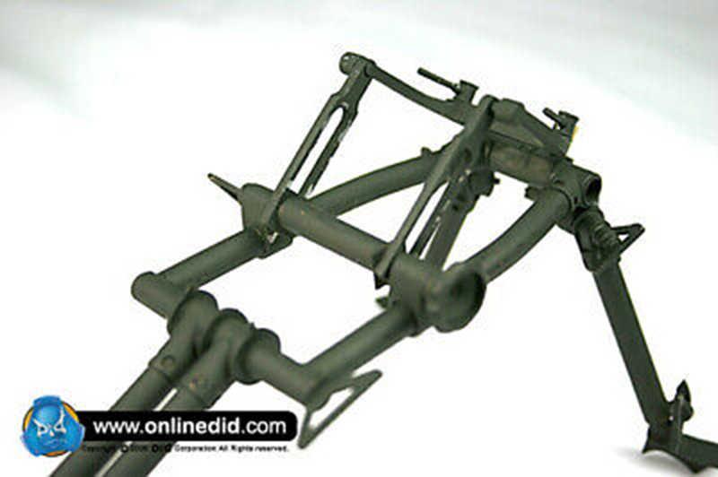 1/6 skala modelu US Army Browning M2 karabin MG37 MG34 MG36 elastyczne broń zabawki dla figurka akcesoria