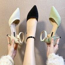 Luxury Women Pumps 2019 Transparent High Heels Sexy