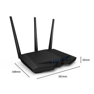 Image 2 - GLVISION GLC18 Router Wifi Senza Fili, AC1900Mbps WIFI Ripetitore Dual Band 2.4GHz/5GHz Con USB3.0 802.11ac A Distanza di Controllo APP
