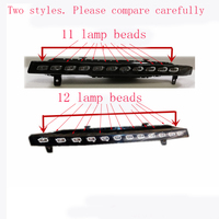 LEFT Rotary Marker Light Assembly 4L0953041E 4L0953042E LED Turn Signal Light Q7 front bumper signa for Audi Q7 S-Line 2010-2015