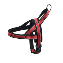 Adjustable Outdoor Pet Vest Dog Harness No-Pull Oxford Material for Dogs Easy Control German shepherd