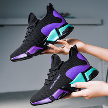 2019 New Spring Women Fashion Mesh Lace-up Sneakers Vulcanized Shoes Ladies Casual Shoes Breathable Walking Mesh цена и фото