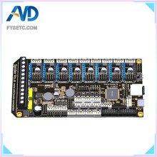 Placa base FYSETC Spider V1.0, controlador de 32Bit, TMC2208, TMC2209, pieza de impresora 3D, reemplazo SKR V1.3 para Voron, preventa