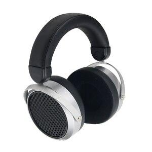 Image 5 - سماعات أذن أصلية من hifeman HE400se بسماعات أذن مستوية مغناطيسية بتصميم مفتوح من الخلف 25ohm سماعات أذن من 20 هرتز إلى 20 كيلو هرتز