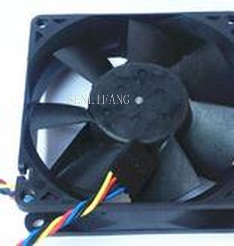 For M35613-35DEL2 DC 12V 0.25A 80x80x25mm Server Cooler Fan