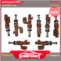 8x 23250-38020 23209-38020 297500-0740 fuel injector for LEXUS NA GS SERIES / LS460/460L / LS600HL 4.6L 1URFSE / 5.0L 2URFSE