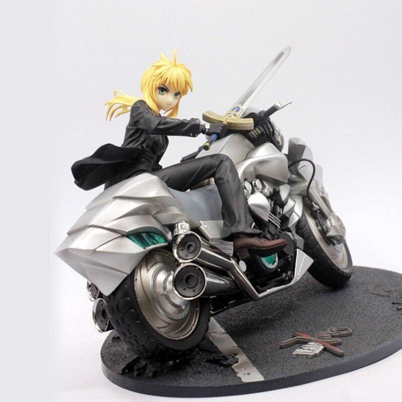 Destin rester nuit sabre moto Pvc figurine modèle jouets poupée à collectionner
