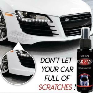 Нано автомобиля удаление царапин спрей ремонт нано-распыляющее ремонтник царапин спрей для удаления ремонт нано-распыляющее ремонтник царапин для автомобиля
