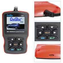 New2020 criador c502 obd2 ferramenta de diagnóstico sistemas completos scanner diagnóstico automático profissional para mercedes benz obd2 scanner ferramentas