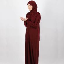 Ramadan Eid Moubarak Women Abaya Dubai Turkey Islam Muslim Fashion Hijab Prayer Dress Djellaba Robe Ensemble Femme Jilbab Kaftan