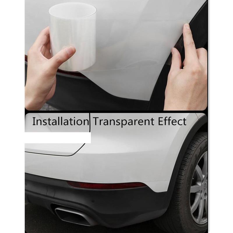 2020 hot Car Sticker Protector Strip Auto Bumper Strip FOR lexus rx330 outlander 3 bmw e53 tiguan 2 prius 30 lada vesta focus 2