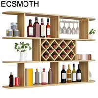 La Casa Cristaleira Kitchen Adega Vinho Kast Gabinete Armoire Storage Mueble Mesa Shelf Bar Commercial Furniture Wine Cabinet