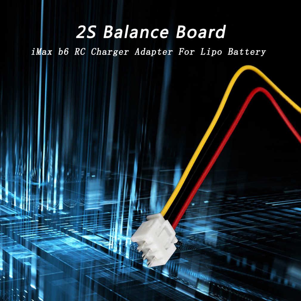 ساخن! 1 قطعة 15 سنتيمتر RC يبو البطارية التوازن موصل شاحن Imax b6 التوصيل 2s1p جديد بيع