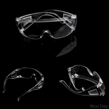 Safety-Goggles Anti-Fog-Glasses Eye-Protection Clear M26 20-Dropship Vented New