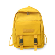 women canvas backpack casual rucksacks school bags for teenage girls waterproof travel
