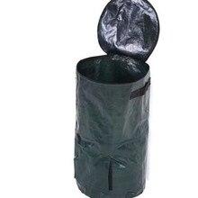 Органический мешок для компоста, фруктовые кухонные отходы, ферментация, мусорный коллектор, машина для компостирования, садовый мусорный бак