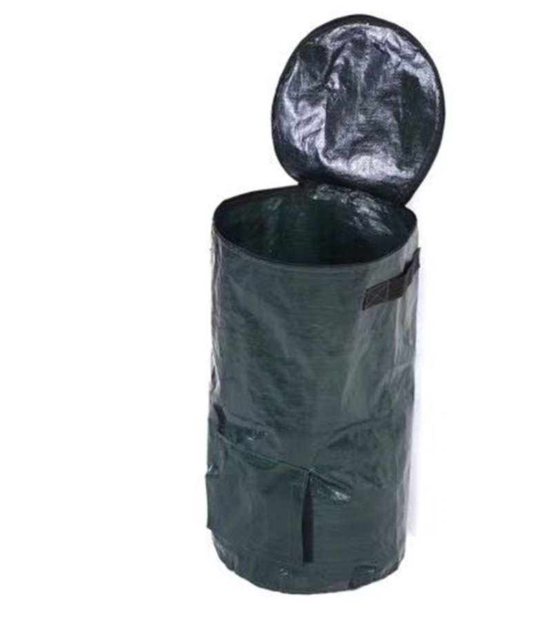 Organic Compost Bag Fruit Kitchen Waste Fermentation Waste Collector Storage Disposal Composting Machine Garden Trash Can