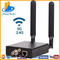Draadloze Hd 3G Sdi Encoder H.265 H.264 Sdi Naar Rtmp Rtsp Http Udp Hls Onvif Zender Converter Wifi Live uitzending Encoder