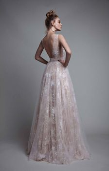 Robe de Mariage Bohème Chic Charlie