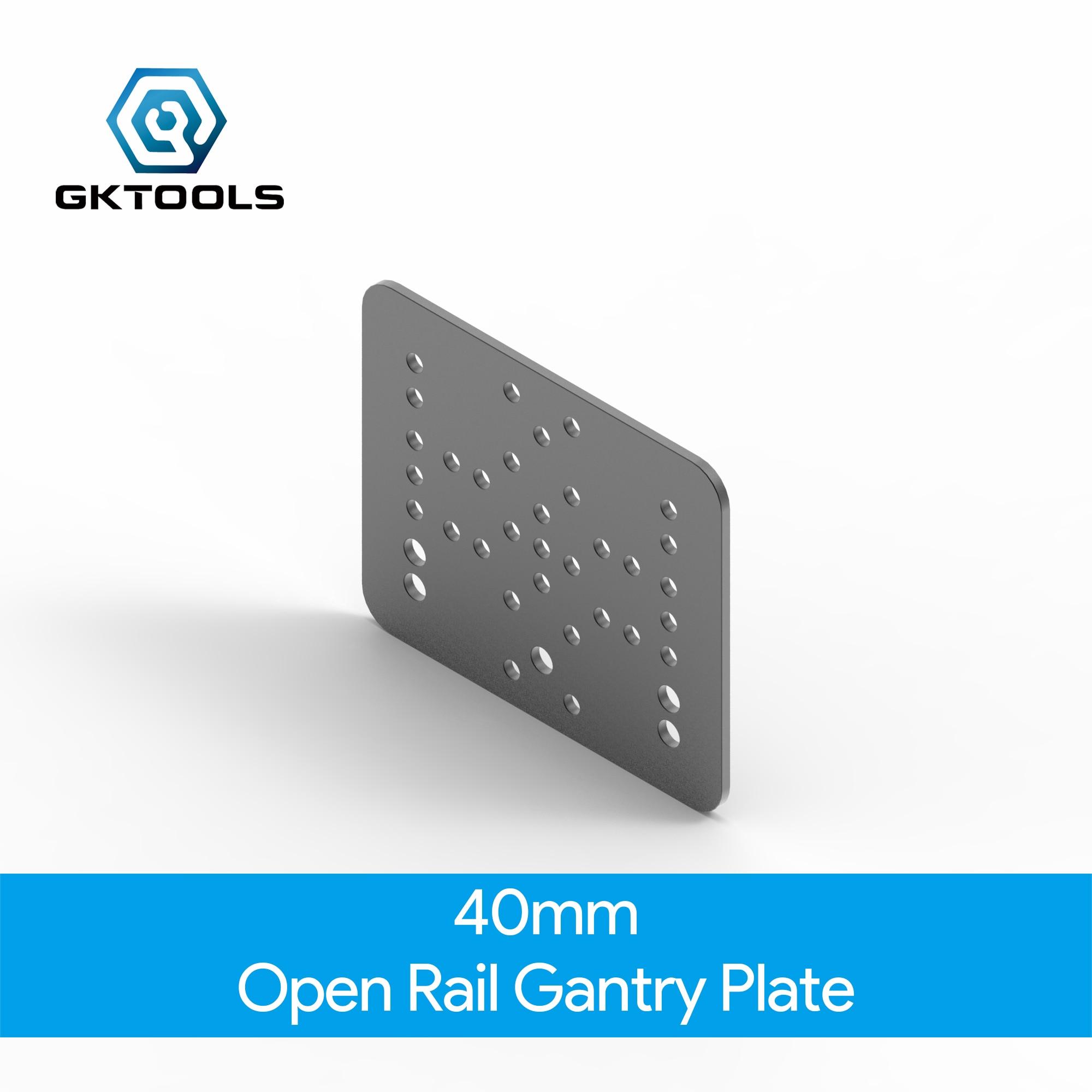 OpenBuilds OpenRail Gantry Plate 40mm