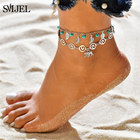 SMJEL Ankle Bracelet...