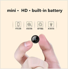 HD 1080P mini invisible 360 wifi inalámbrico no luminoso visión nocturna USB batería Cámara monitor control remoto(China)