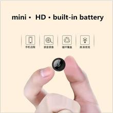 HD 1080P mini invisible 360 wifi wireless nonluminous night vision USB battery camera monitor remote monitoring control