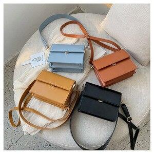 Image 5 - Luxury Small Women Crossbody Bags for Women Fashion Luxury Designer Female Shoulder Messenger Phone Bags Handbags Wide Strap