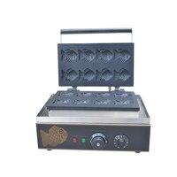 Машина для приготовления рыбных тортов  электрическая машина для жаровня для рыбы  вафельница для рыбы  яйцо  вафельница  чехол для вафли