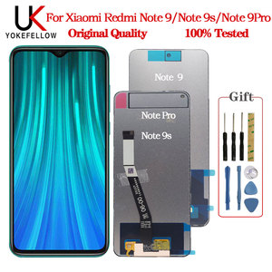 Image 2 - Display For Redmi Note 9 9s 9 pro LCD & Touch Screen Digitizer Repair LCD for Redmi Note 9 Display for Redmi Note 9 Pro Note 9s